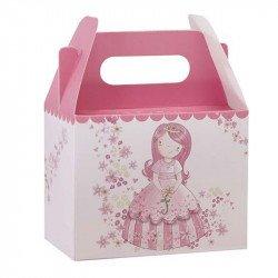 5 Boîtes à cadeaux Princesse au Carrosse