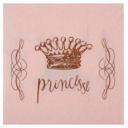 Serviette de Princesse