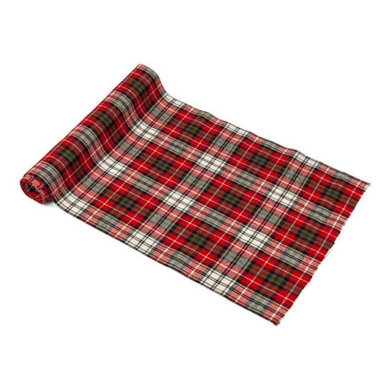 Chemin de table écossais
