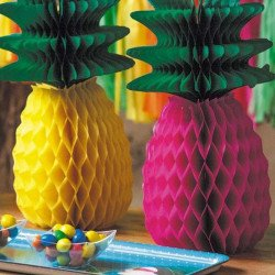 Honeycombs Ananas jaune