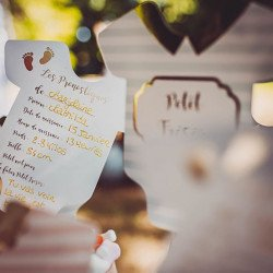 10 cartes de pronostiques Baby Shower