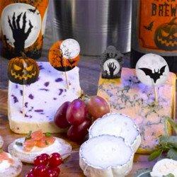 """20 pics à Cupcakes Halloween """"Cimetière"""""""