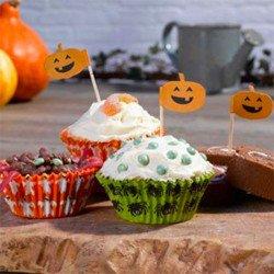 100 Moules à gâteaux Halloween