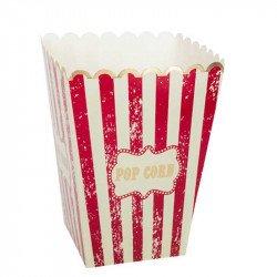 "Boîtes à pop-corn ""Vintage Circus"" (x8)"