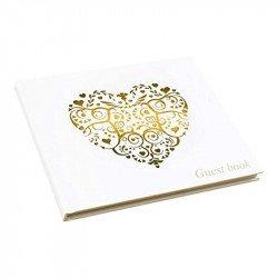 Livre d'Or Coeur