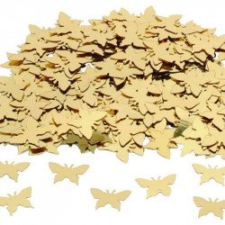 Confettis Papillon - Or