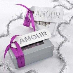 """Étiquettes """"amour"""" (x10)"""