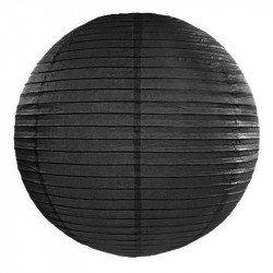 Lampion en papier - Noir