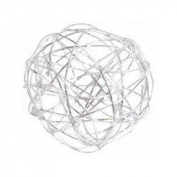 Boules métal (x12) - Argent
