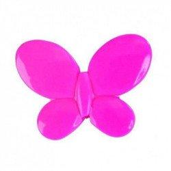 Papillons (x12) - Fuchsia