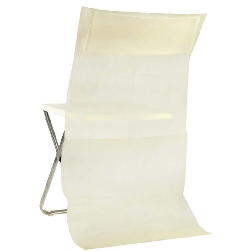 Housse de chaise personnalisable (x10)