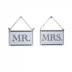 Cartons MR MRS