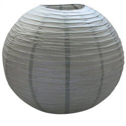 Lampion géant papier