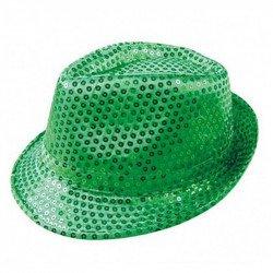Chapeau / Borsalino anniversaire - Vert sapin