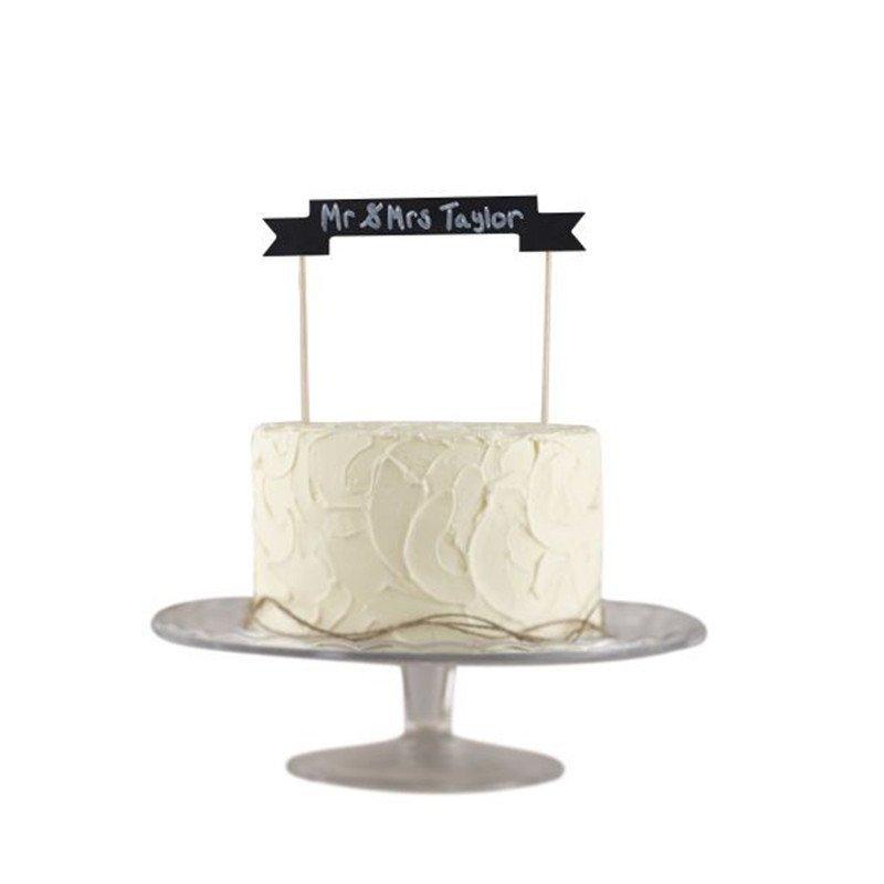 Decoration pour gâteau vintage