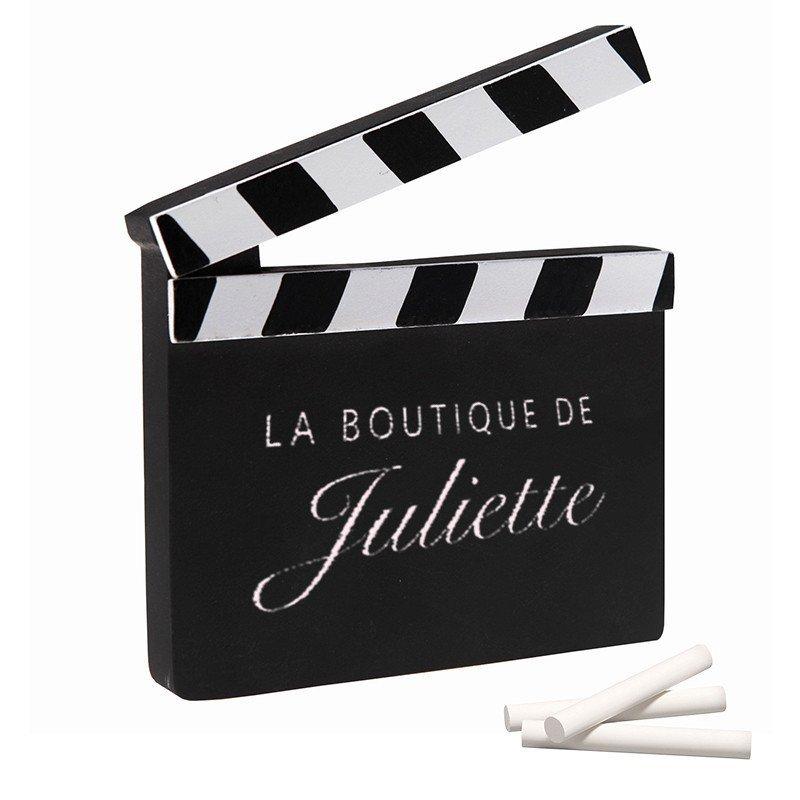 Marque-table cinéma