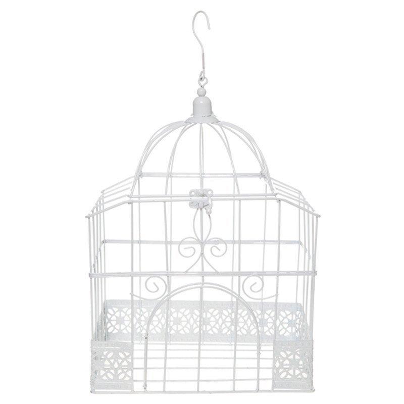 Cage à oiseaux rectangulaire