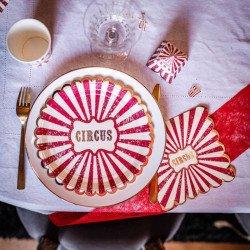 "Kit anniversaire ""Circus"" (8 pers.)"