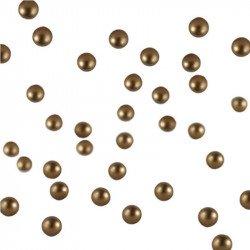 Perles décoratives - Bronze