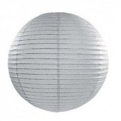 Lampion en papier uni - 30 cm