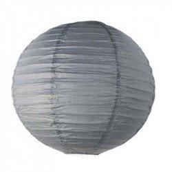 Lampion en papier uni - 40 cm