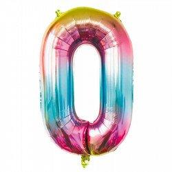 Ballon Chiffre mylar - 86 cm