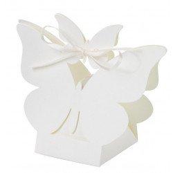 Boîtes papillons (x10)