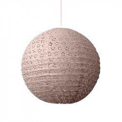 Lampion dentelle - 35 cm