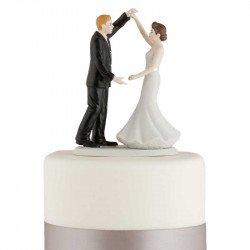 Figurine Les Mariés sur le Dancefloor