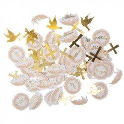 "Confettis ""Alléluia"" Jolie Pampa (x100)"