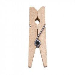 Pinces en bois (mini x24)