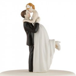Figurine Le Couple Romance - peau blanche
