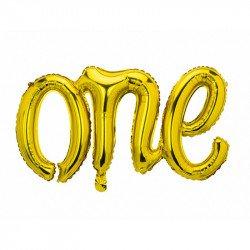 """Ballon Alu """"One"""" - 66 cm"""