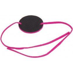 Marque-places ronds de serviette (x6) - Fuchsia