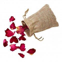 Confettis Pétales Roses séchées