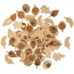 Confettis Palm Leaf (x100)