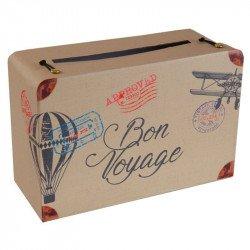 "Urne Tirelire ""Bon Voyage"""