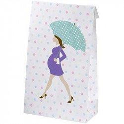 Pochettes cadeaux baby shower
