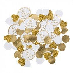 """Confettis """"Mon Premier Anniversaire"""" (x100)"""