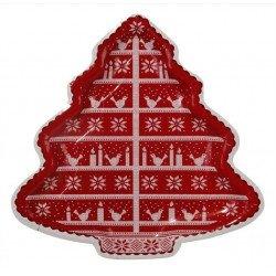 2 plateaux arbre de Noël