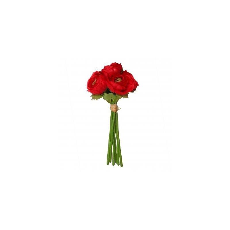 Bouquet renoncules - 6 unités