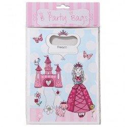 Sacs cadeaux Princesse (x8)