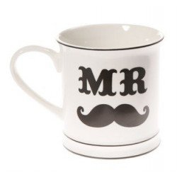 "Mug ""Mr moustaches"""