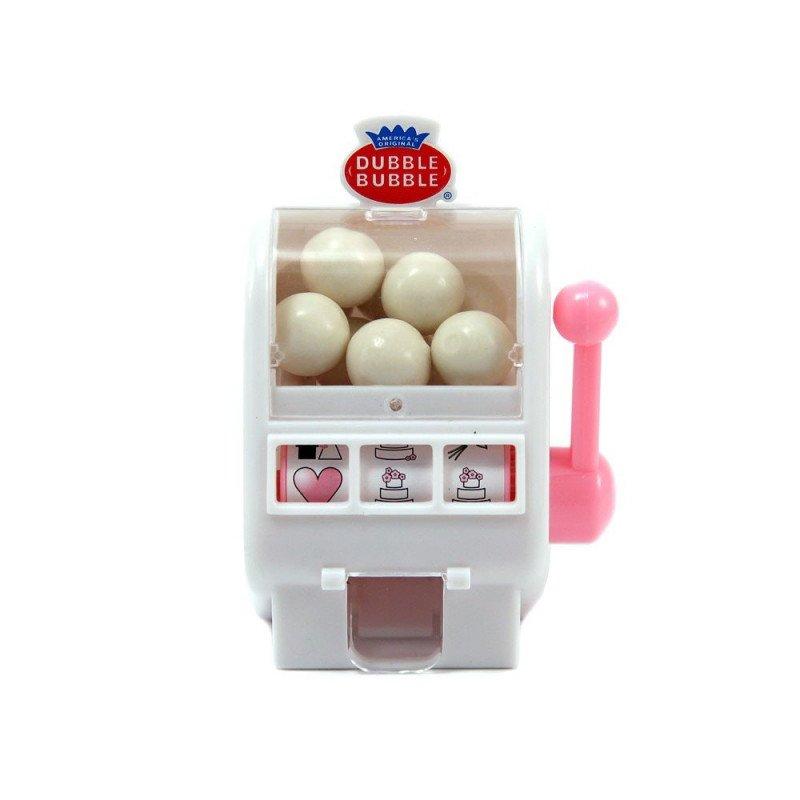 Machine à bonbons sous forme de machine à sous