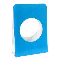 Porte-dragées à boule (x6) - Turquoise