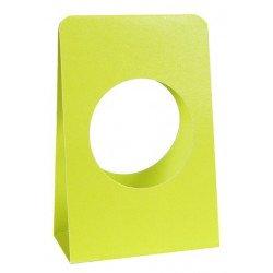 Porte-dragées à boule (x6) - Vert