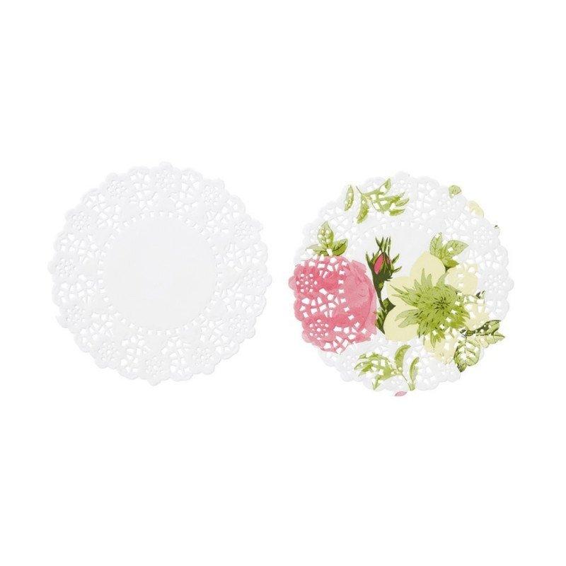 Napperons blossom -100 unités