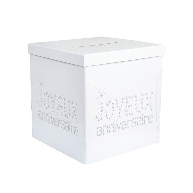 """Boîte cadeau """"Joyeux Anniversaire"""" -1 unité"""