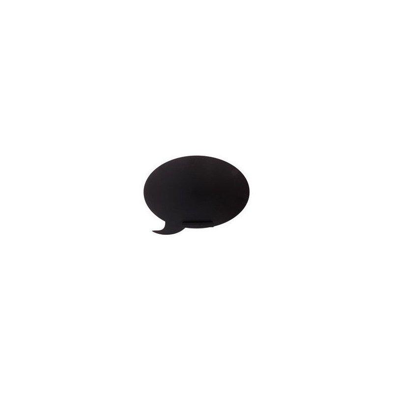 Tableau noir Bulle de BD