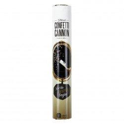 Canon à confetti glitter